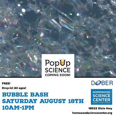 sciencecenter | Past PopUps!