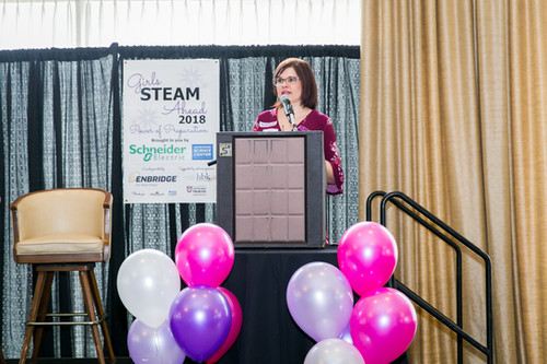 Girls STEAM Ahead 2018