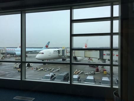 Hello folks #2 空港で(太田明日香)