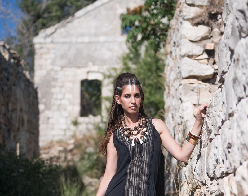 שמלה שחורה עם פטרן 1_1.jpg