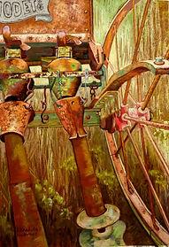 'Old sowing machine'.jpg