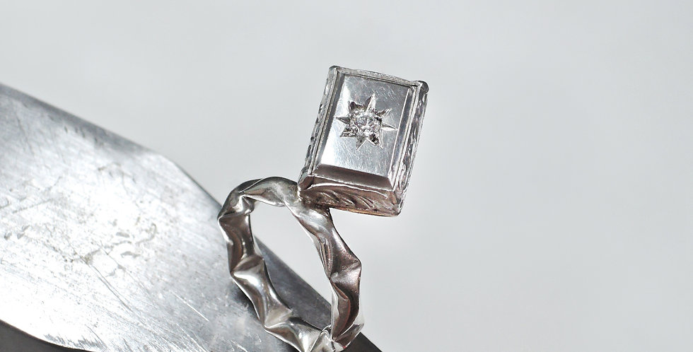 'Helon' Sterling Silver with cz