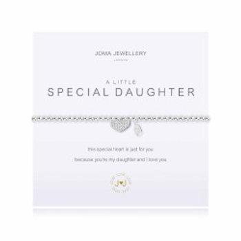Joma Jewellery 'A little......' Adult Bracelet - Daughter