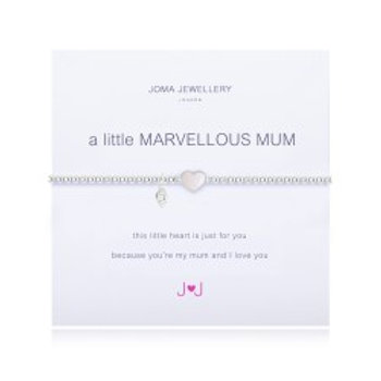 Joma Jewellery 'A little......' Adult Bracelet - Mum