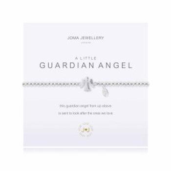 Joma Jewellery 'A little......' Adult Bracelet - Guardian Angel