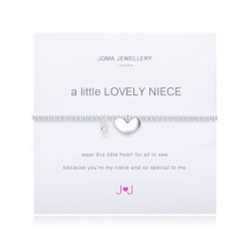 Joma Jewellery 'A little......' Adult Bracelet - Niece