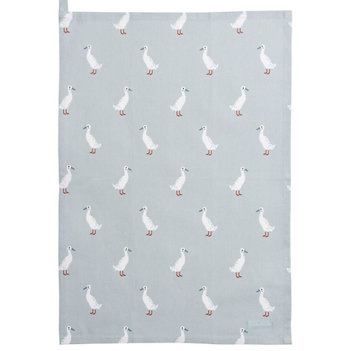 Sophie Allport Tea Towel - Runner Duck