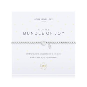 Joma Jewellery 'A little......' Adult Bracelet - Bundle Of Joy