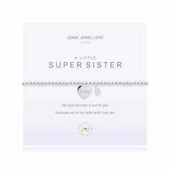 Joma Jewellery 'A little......' Adult Bracelet - Sister