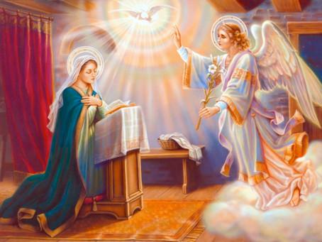 Teladan Peka dan Terbuka dari  Bunda Maria