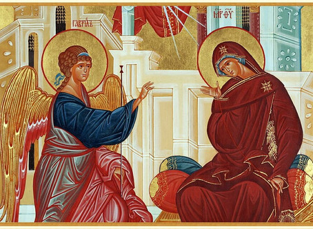 Misteri Penjelmaan Kelahiran Yesus Kristus oleh Perawan Maria (part 1)