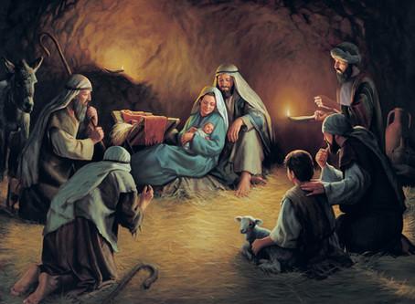 Misteri Penjelmaan dan Kelahiran Yesus Kristus oleh Perawan Maria (part 2)