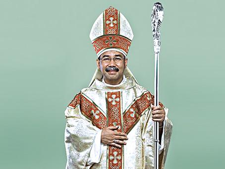 RD. Robertus Rubiyatmoko, Resmi Menjadi Uskup Agung Semarang