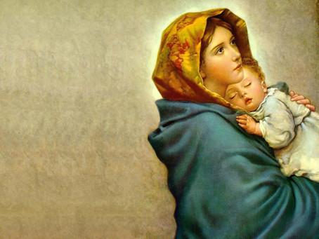 Kepengantaraan Maria