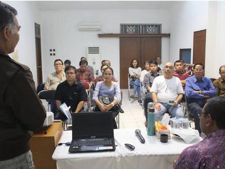 Seksi Keadilan & Perdamaian (SKP) di Paroki Cilangkap