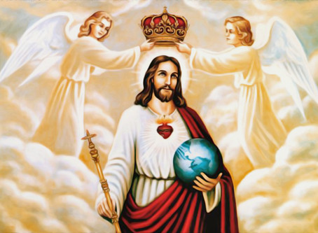 Hari Raya Kristus Raja Alam Semesta
