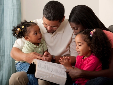 Keluarga Sekolah Pertama Iman