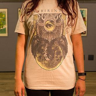 Labirinto - Camiseta Importada Olho Bege