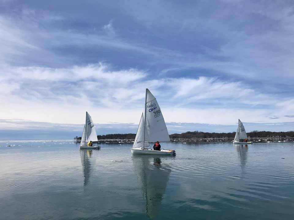 Private Coaching on Your Own Boat