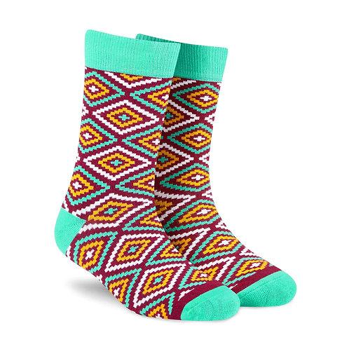 Dynamocks Rangoli socks for men and women