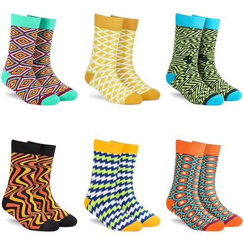 Dynamocks Socks Gift Box for Men & Women - India