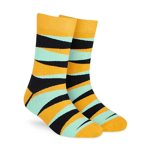 Dynamocks Cotton Excellence Socks | India | Hunk Crew Length Socks R