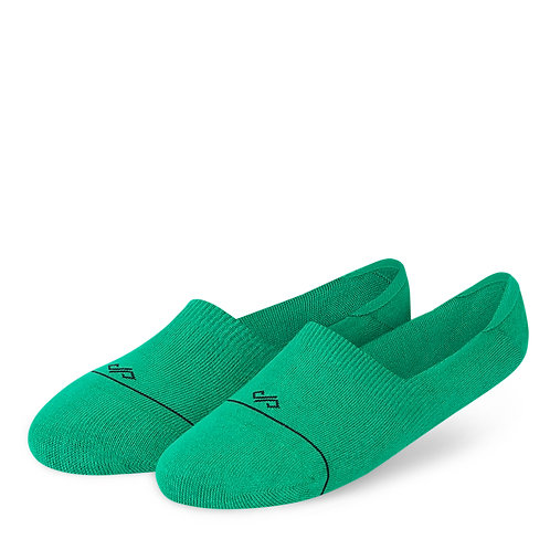 Dynamocks Invisibles Socks | India | Solids Collection | Green