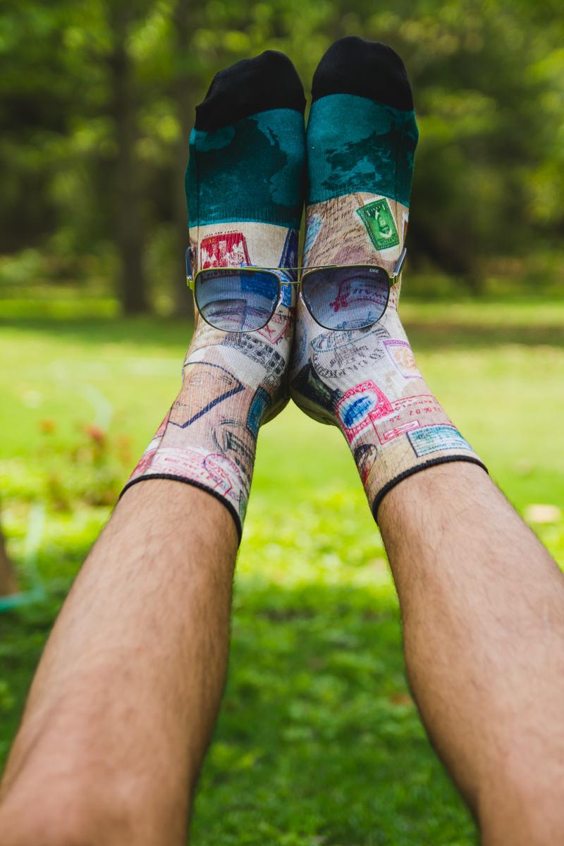 Dynamocks Voyager socks for men & women