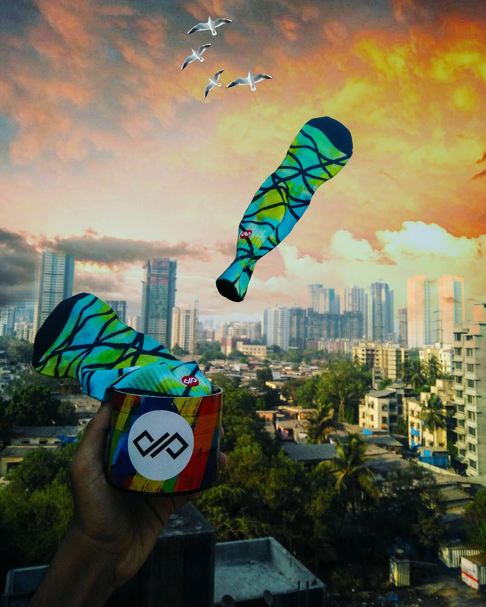 Dynamocks Shaolin Shoe socks for Men & Women.325_202400_739