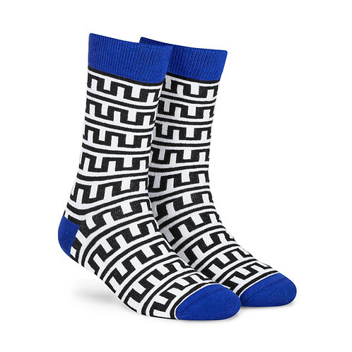 Dynamocks Cotten Excellence Socks | India | Mayan Crew Length Socks R