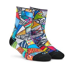 Dynamocks Men & Women Ankle Length Socks