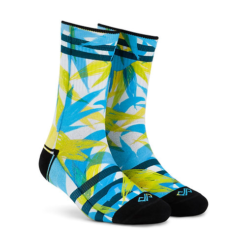 Dynamocks Artistic Socks | India | Spring Crew Length Socks R