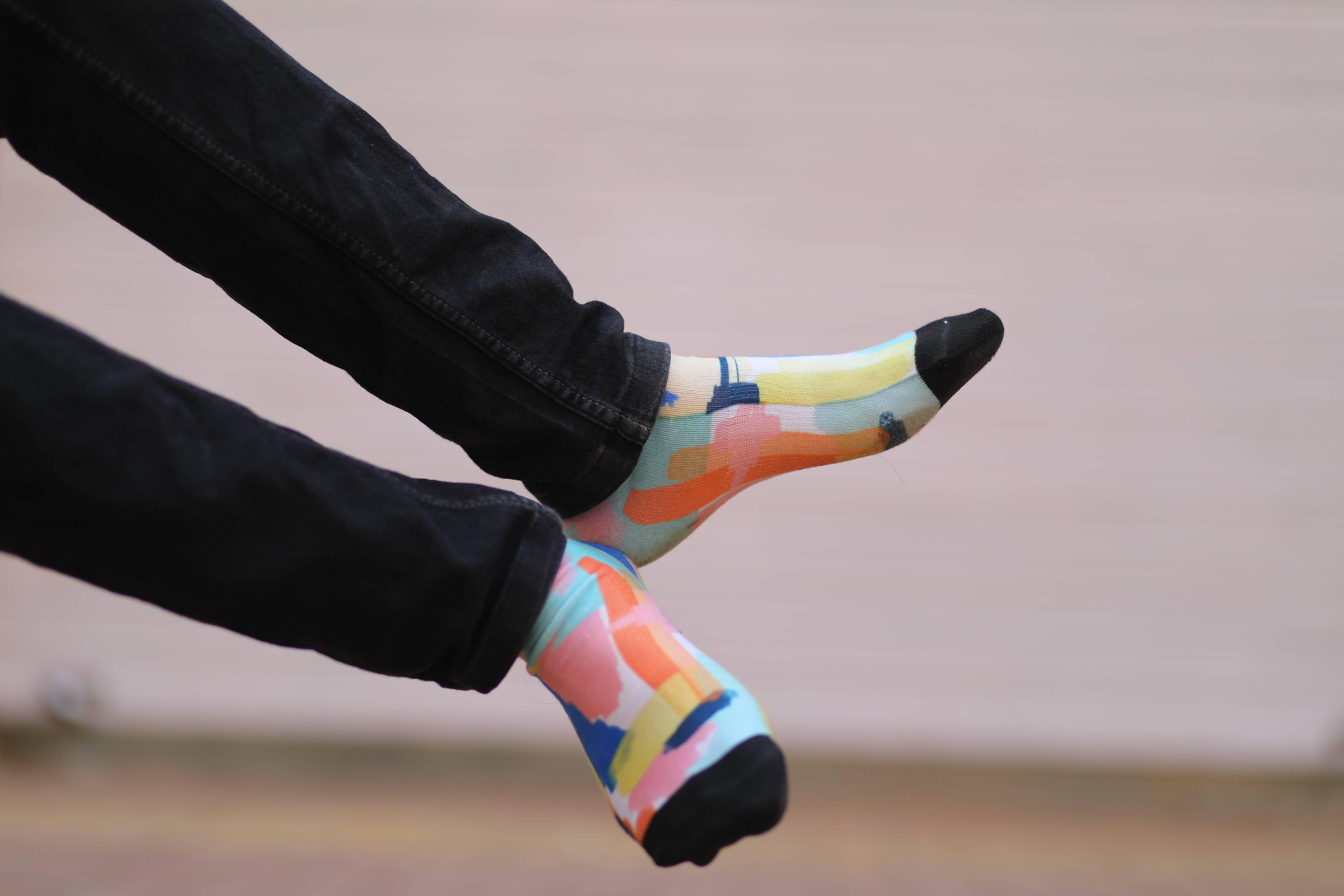 Dynamocks Fresco socks for men & womenrendstop