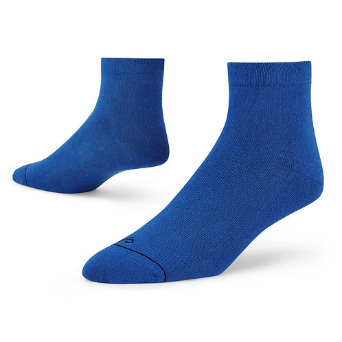 Dynamocks Blue ankle length socks for men and women