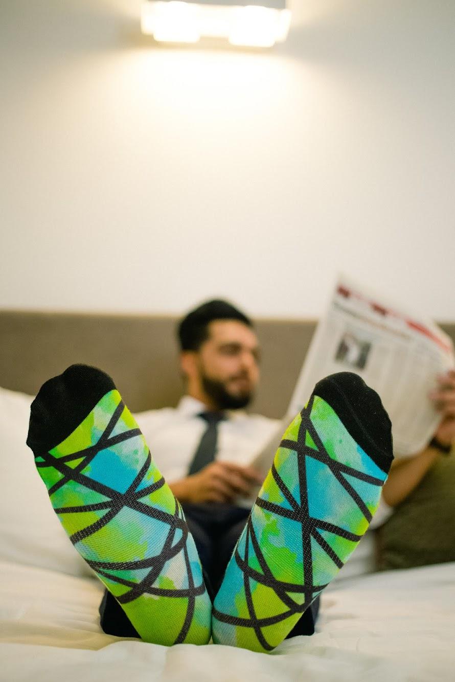 Dynamocks - Shaolin Shoe Socks