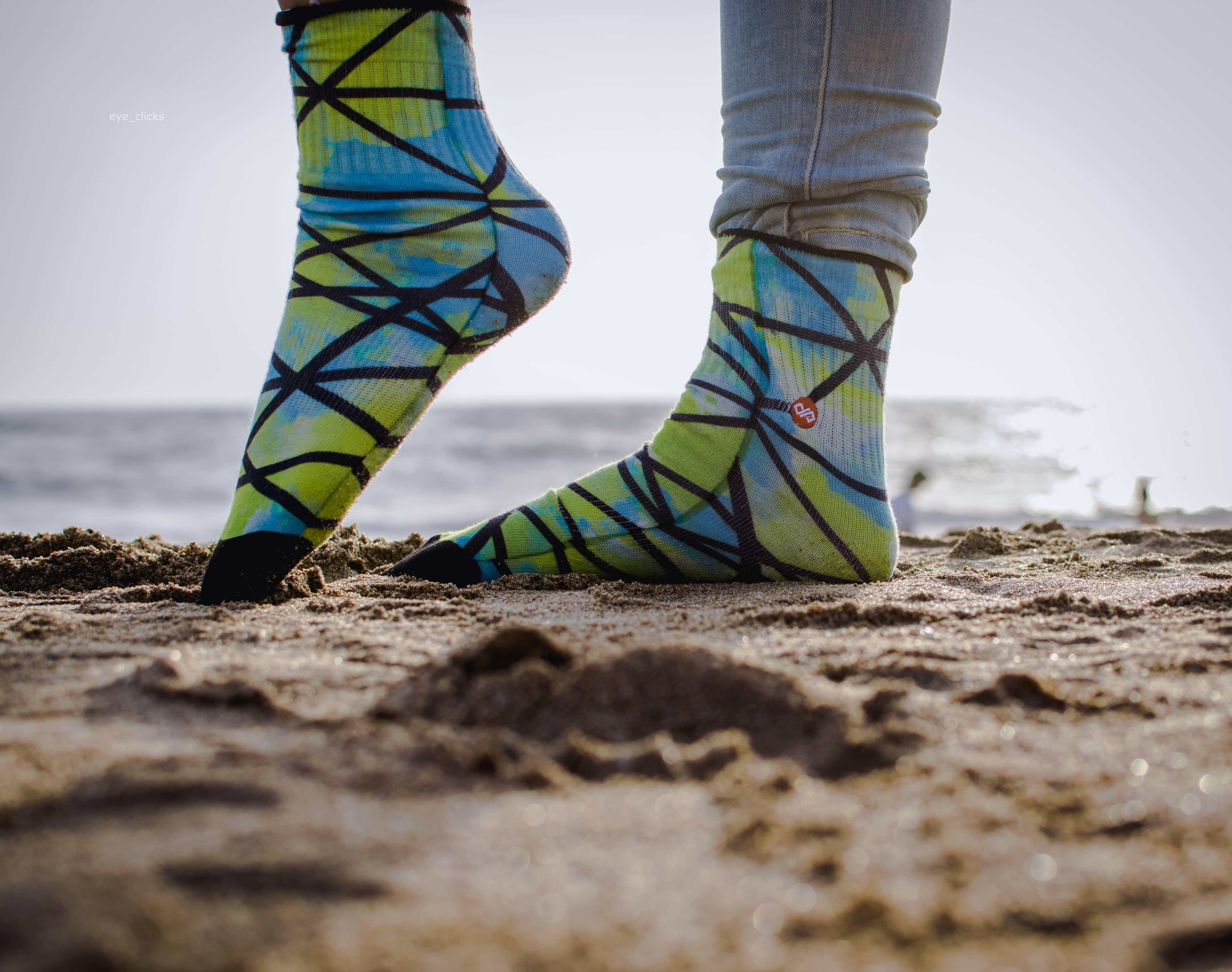 Dynamocks Shaolin Shoe socks for Men & Women.