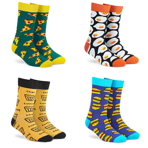 Dynamocks Cotton Excellence Socks | India | #7 Super Saver Pack | Unisex Crew Length Socks