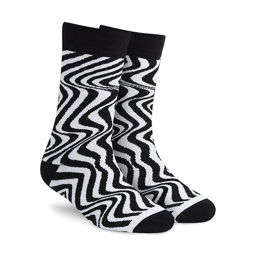 Dynamocks Cotton Excellence Socks | India | Mono Crew Length Socks R