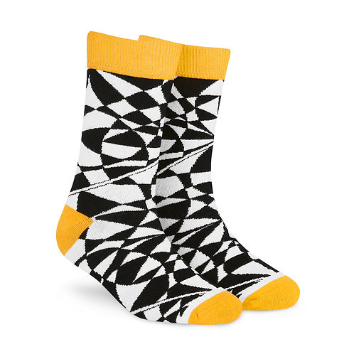 Dynamocks Cotton Excellence Socks | India | Mirage Crew Length Socks R