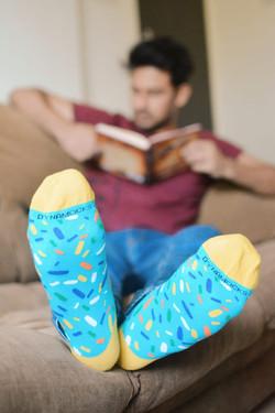 Dynamocks sprinkles socks for men & Women