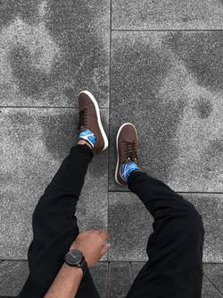 Dynamocks Aqua Celestia socks for men & Women