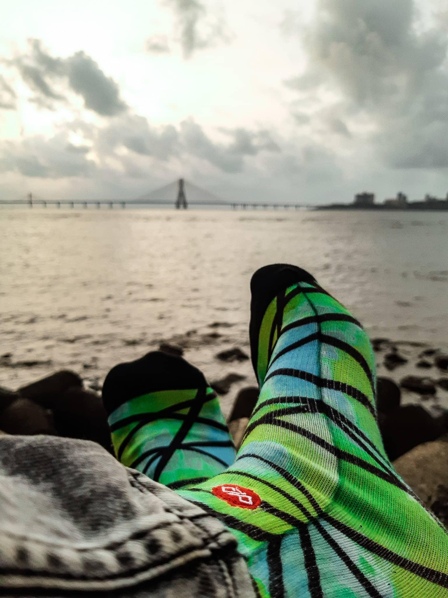 Dynamocks Shaolin Shoe socks for men & Women