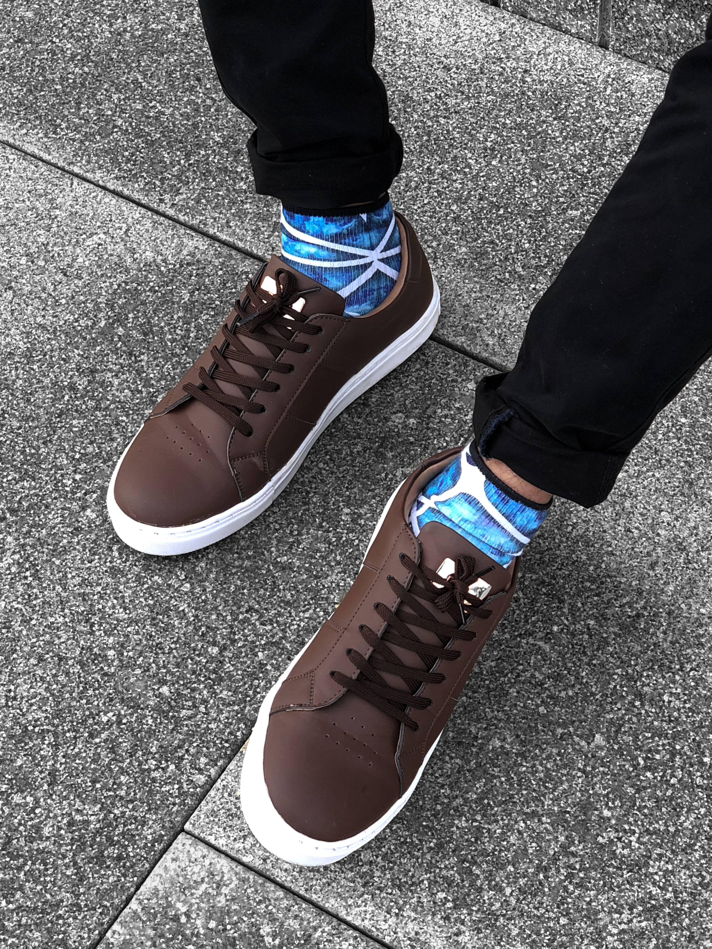 Dynamocks Aqua Celestia socks for Men & Women.