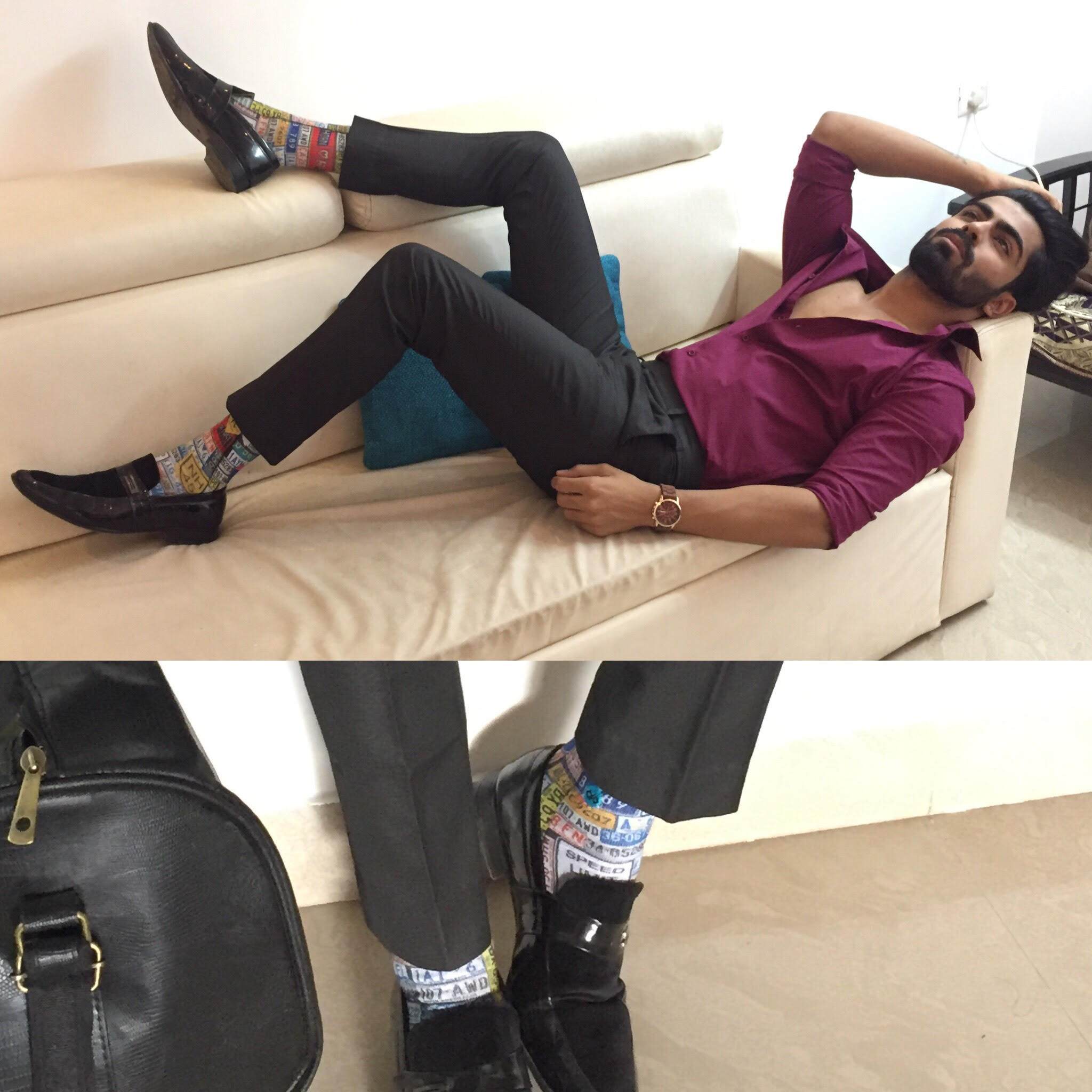 Dynamocks Roadster socks for men & women