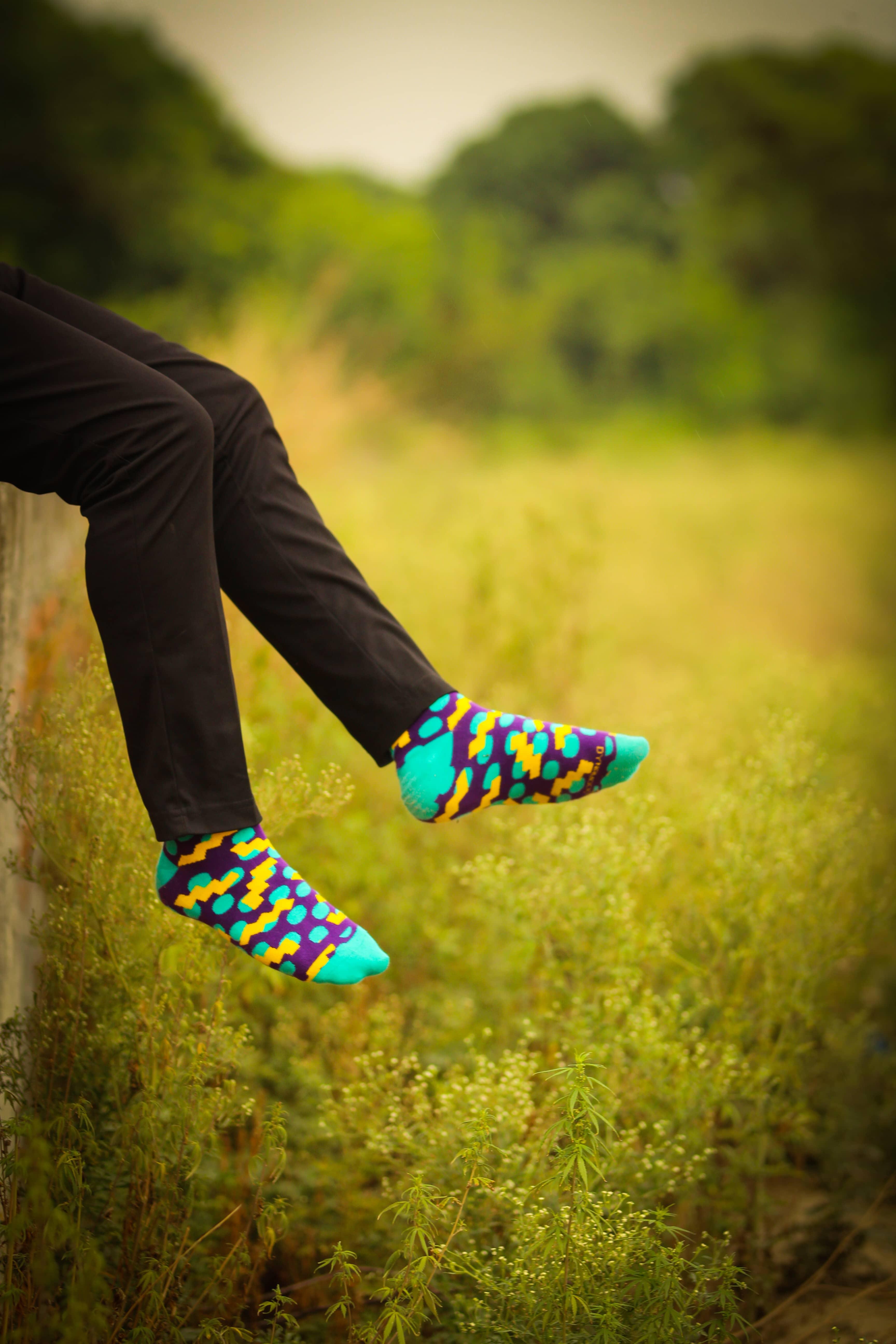Dynamocks Confetti socks for men & Women