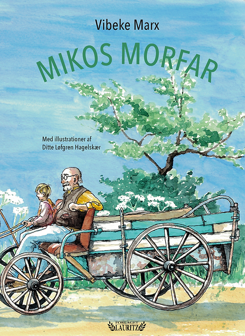 Vibeke Marx: Mikos morfar (2018)