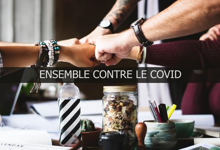 Ensemble contre le COVID