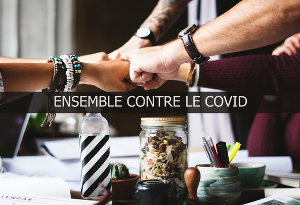Ensemble contre le COVID