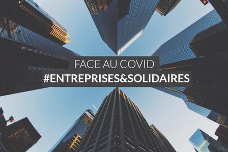 Entreprises et Solidaires face au COVID