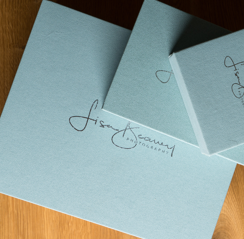 Lisa Beaney Photography client boxes